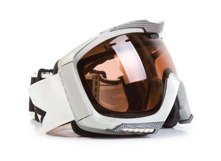 Winter sport glasses.