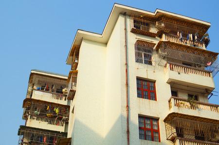 dormitories: Old building