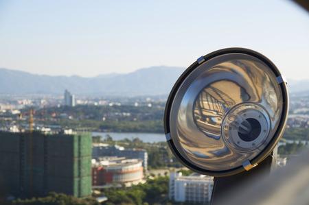 searchlight: Searchlight Stock Photo