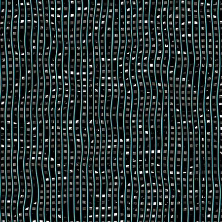 Weaving metal structure abstract background photo