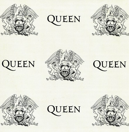 Queen crests - designed by Freddie Mercury from Queen