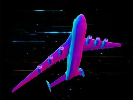 atmospheric: Airplane crash