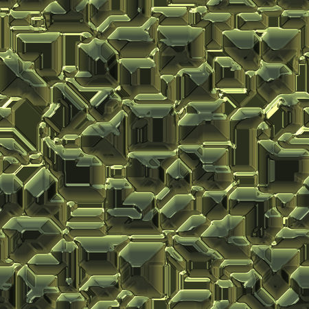 iron ore: Golden nugget