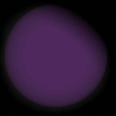 far away: Alien planet