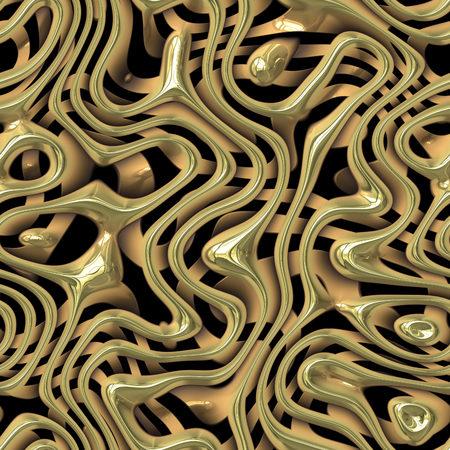 deform: Seamless Weaving metal structure