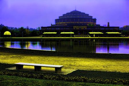 centennial: Centennial Hall, Wroclaw, Polonia