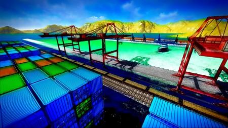 chantier naval: Shipyard Banque d'images