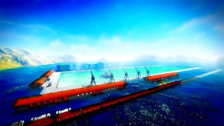 chantier naval: Shipyard