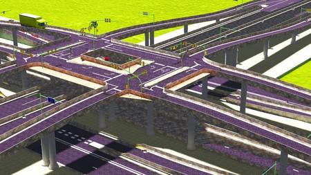 overpass: high-level overpass