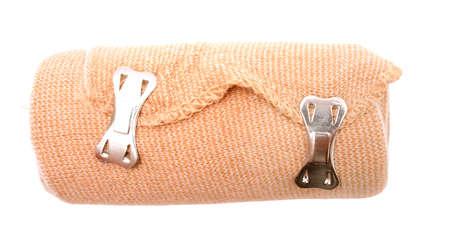 Medical bandage isolated