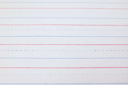 ruled: Lined paper texture