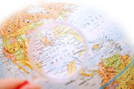 longitude: Earth Study
