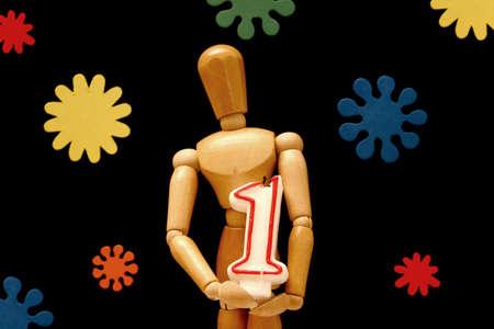 bonne: Birthday mannequin