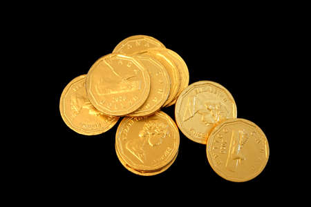 monies: Gold coins