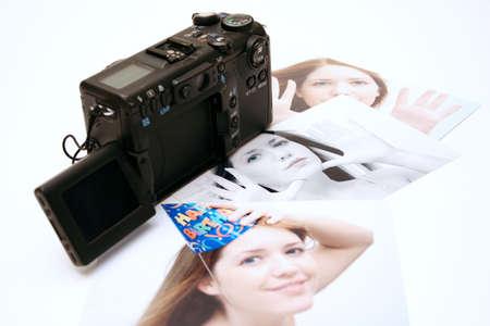 digicam:  Digital camera and prints