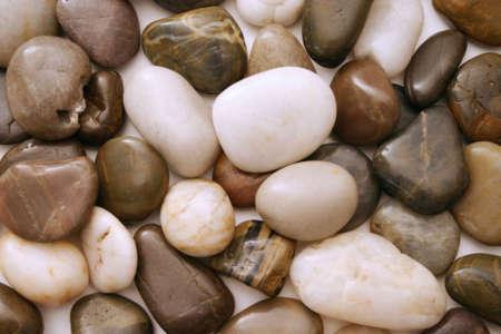 smooth:  smooth beach rocks