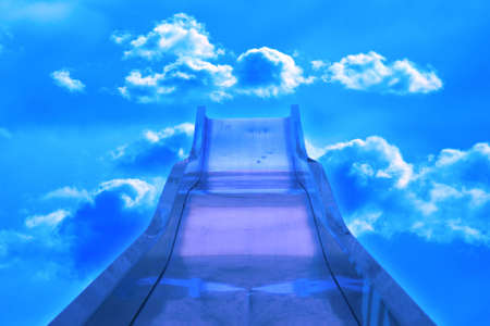 sexual activity:  slide in the sky