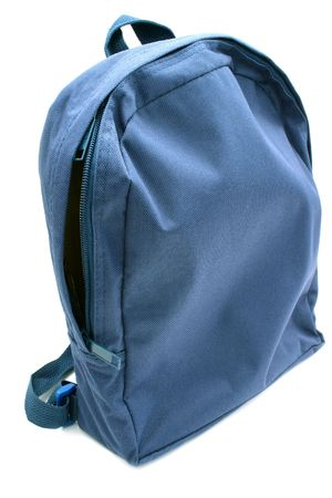 bookbag: Back to School Stock Photo
