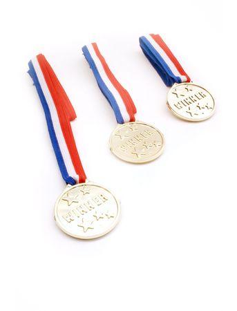 Prize Ribbons photo