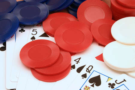 Playing cards Stock Photo - 241718