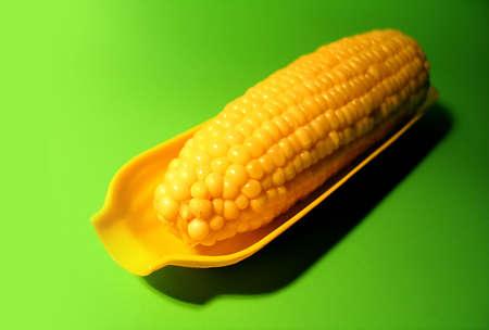 yellows: Buttered corn cob.