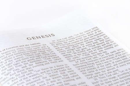 evangelism: Genesis