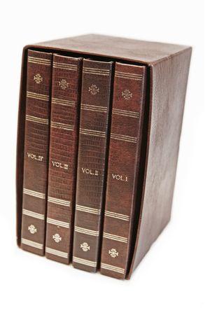 volumes: Old photo album volumes 1-4