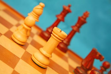 Chess Pieces Stock Photo - 503263