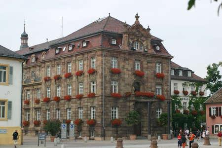 Historic building, Speyer, Germany Stock Photo