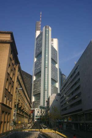 Office tower , Frankfurt, Germany