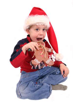 Christmas Kid 5
