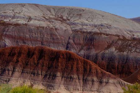 Colorful Mountain photo