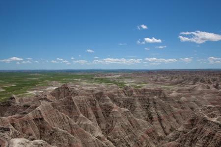 south dakota: I calanchi in South Dakota.