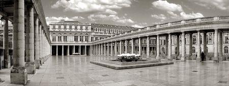 Panorama palace in paris