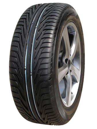 waxed: Wheel Stock Photo