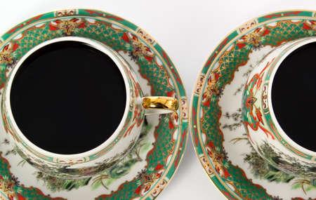 musetti: Two cups coffee.