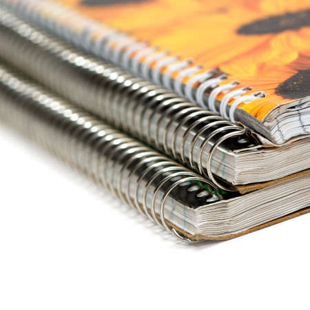 Writing-book for records. Stock Photo - 2362136