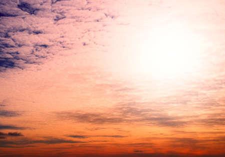 precipitacion: Sol en el cielo  Foto de archivo