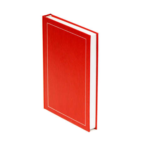 book isolated on a white background Stock Photo - 3571506