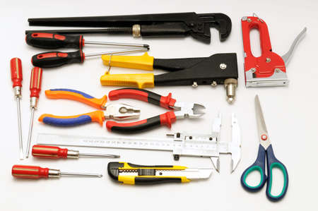 background from tools                                   photo