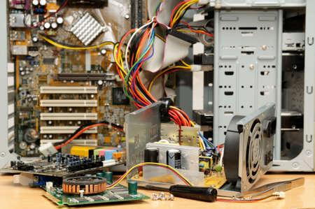 Reparaci�n de un ordenador