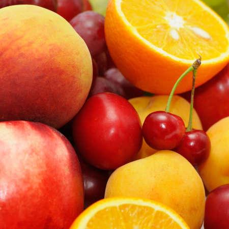 Fresh fruit      Stock Photo - 4218800
