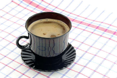 vapour: cup of coffee Stock Photo