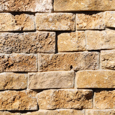 Wall from a brick Stock Photo - 5212392