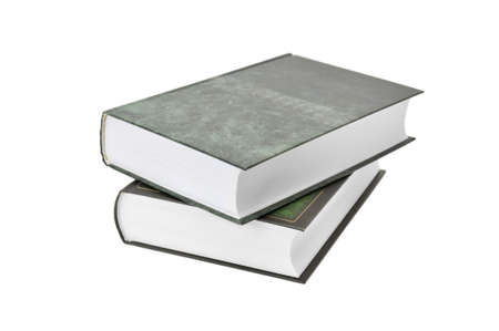 books isolated on a white background                                     Stock Photo - 6538006