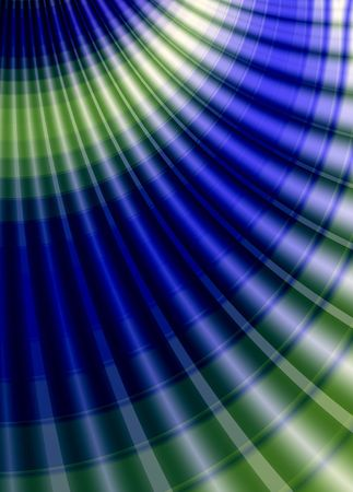 the gone into a detail represented fabric is in dark blue and green tones Stock Photo - 704809
