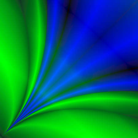 ray tracing: beautiful coloured background for introduction of the designer planning Stock Photo