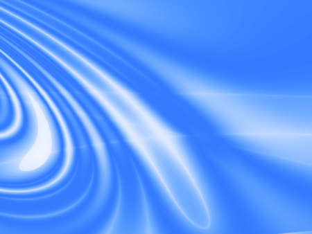 Background from white-blue smooth and blurred waves Stock Photo - 2383312
