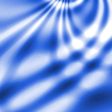 Abstract blurred motion of water in light and blue tones Stock Photo - 2471347