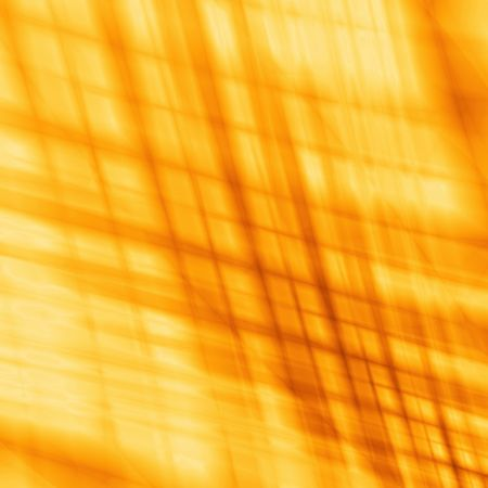 smoothed: smoothed orange lines crossing a background of yellow color
